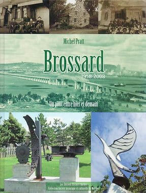 Couverture d'ouvrage : Brossard 1958-2008