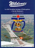 Couverture d'ouvrage: Le 438e escadron 1934-2009 (coauteur)