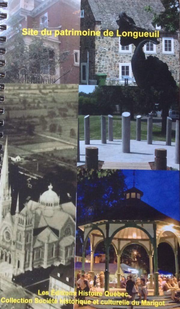 Couverture d'ouvrage: Le site du patrimoine de Longueuil (dir.)