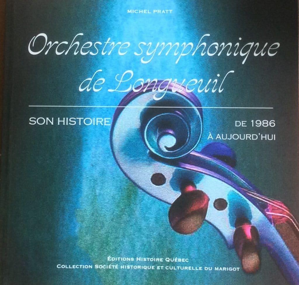 Couverture d'ouvrage: Orchestre symphonique de Longueuil