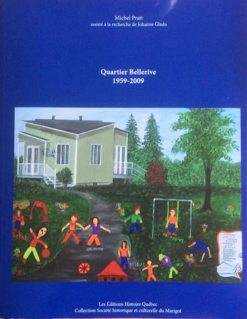 Couverture d'ouvrage: Quartier Bellerive 1959-2009