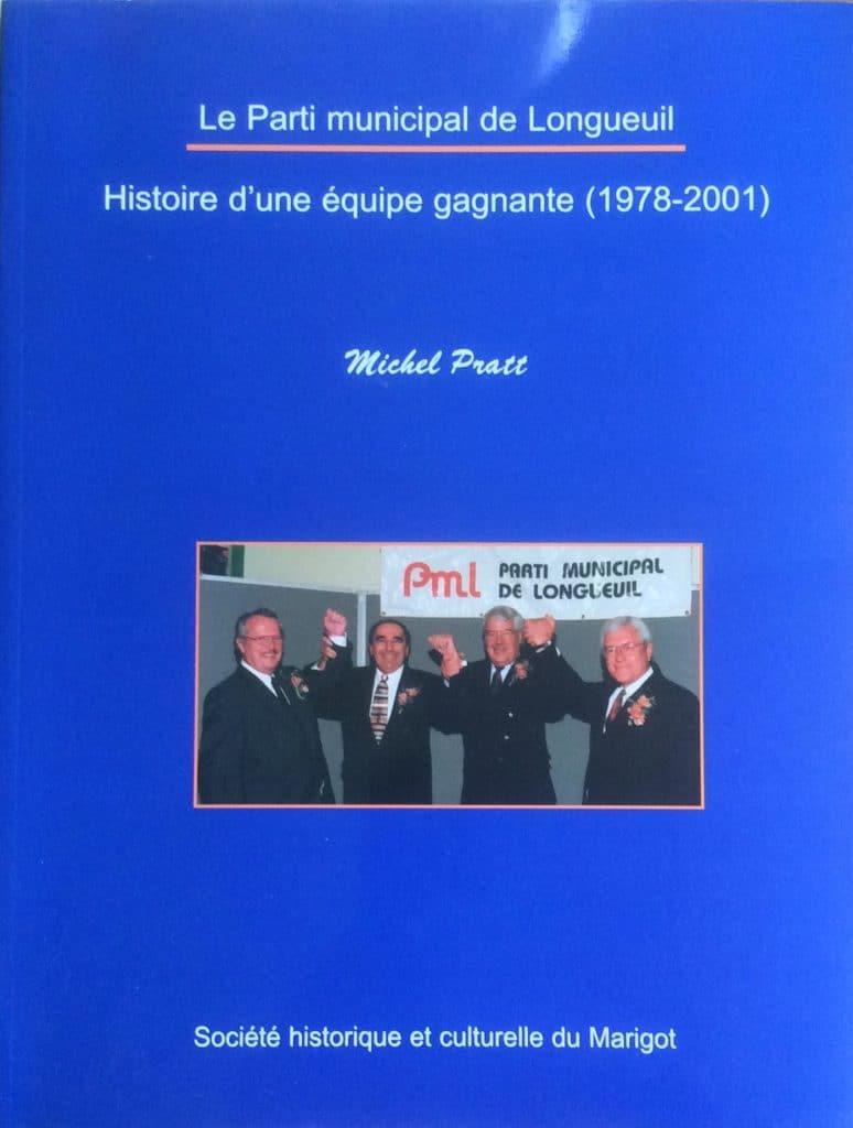Couverture d'ouvrage: Le Parti municipal de Longueuil