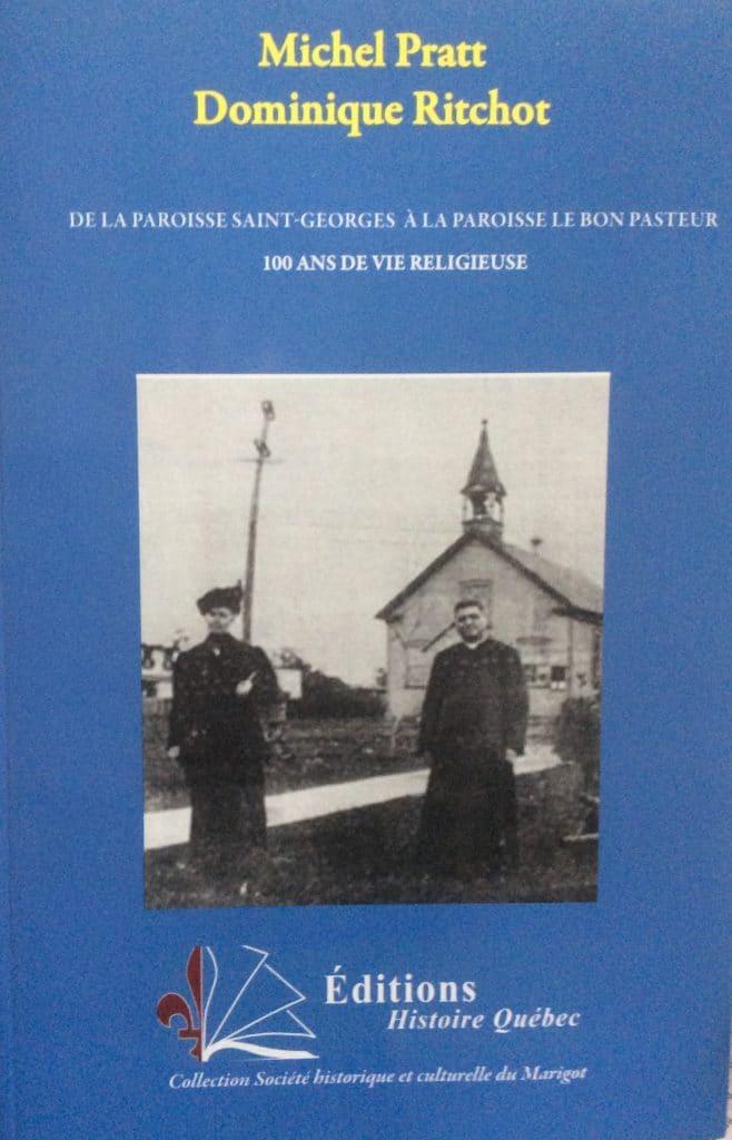 Couverture d'ouvrage: De la paroisse Saint-Georges à la paroisse Le Bon Pasteur