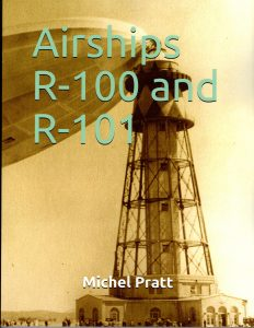 Couverture d'ouvrage: Airships R-100 and R-101