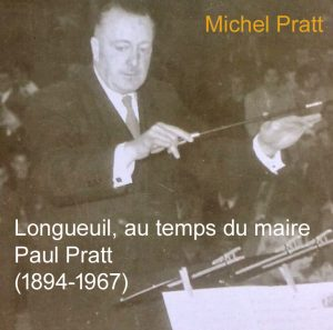 Couverture d'ouvrage : Longueuil du temps du maire Pratt version Kindle