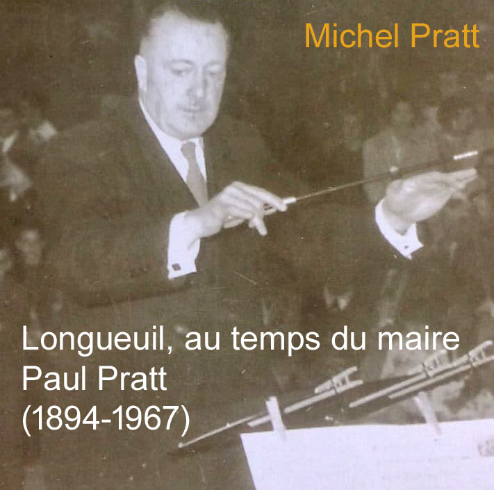 Couverture d'ouvrage: Longueuil du temps du maire Pratt version Kindle